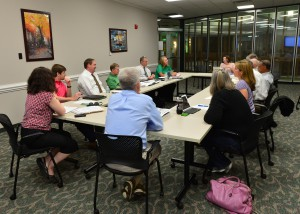 Budget Work Group meets in June