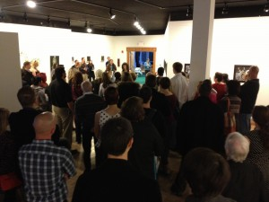 Student Group 2 Opening Reception @ Visual Arts Center | Huntington | West Virginia | United States