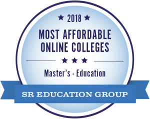 2018 Most Affordable Online Colleges for Master's Education