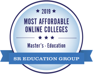 2019 Most Affordable Online College for Master's Education