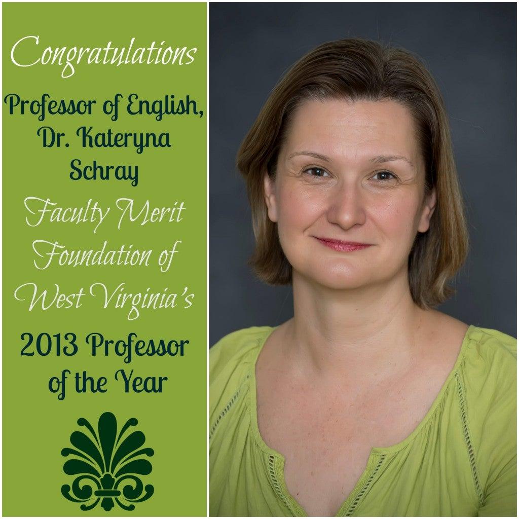 Congrats Dr.Schray