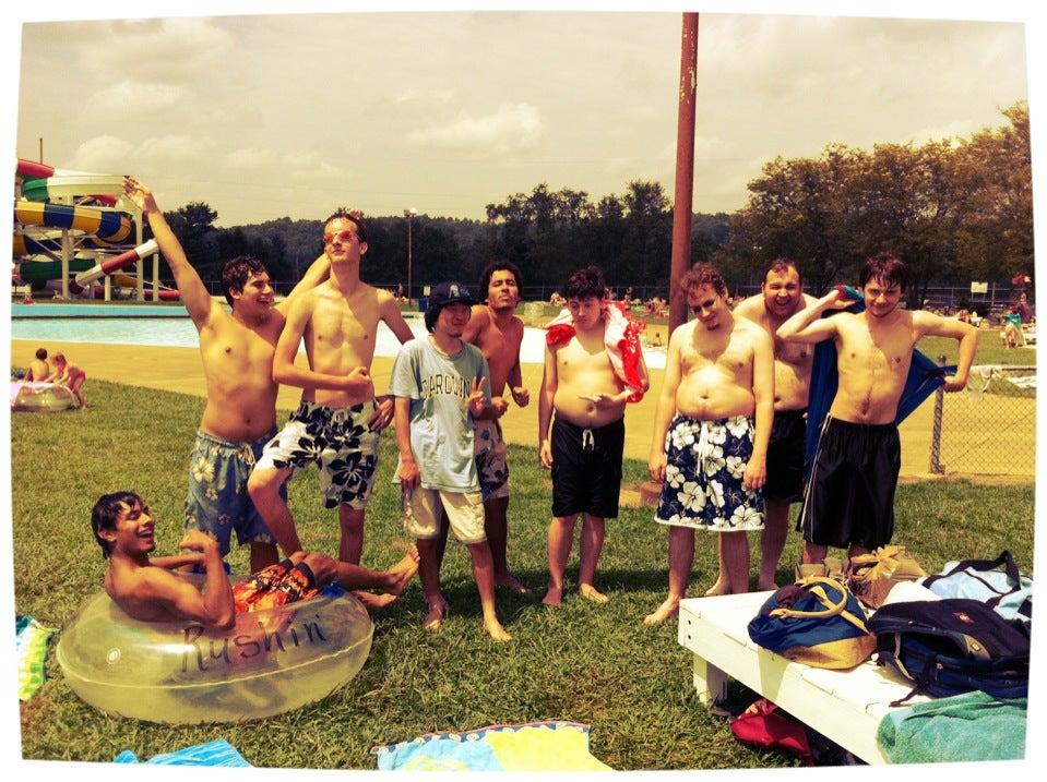 Wavepool Summer 2012