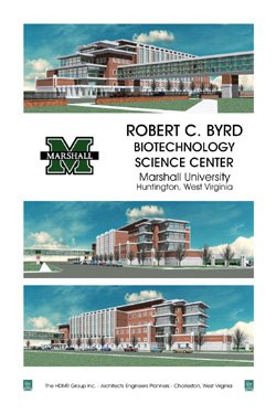 Robert C. Byrd Biotechnology Science Center