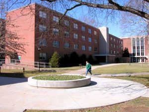 Counseling Center services are located in Prichard Hall
