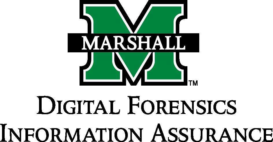 Marshall University Cyber Forensics Marshall University