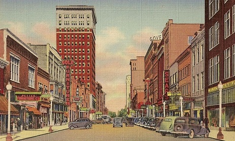 Huntington, WV c. 1940s