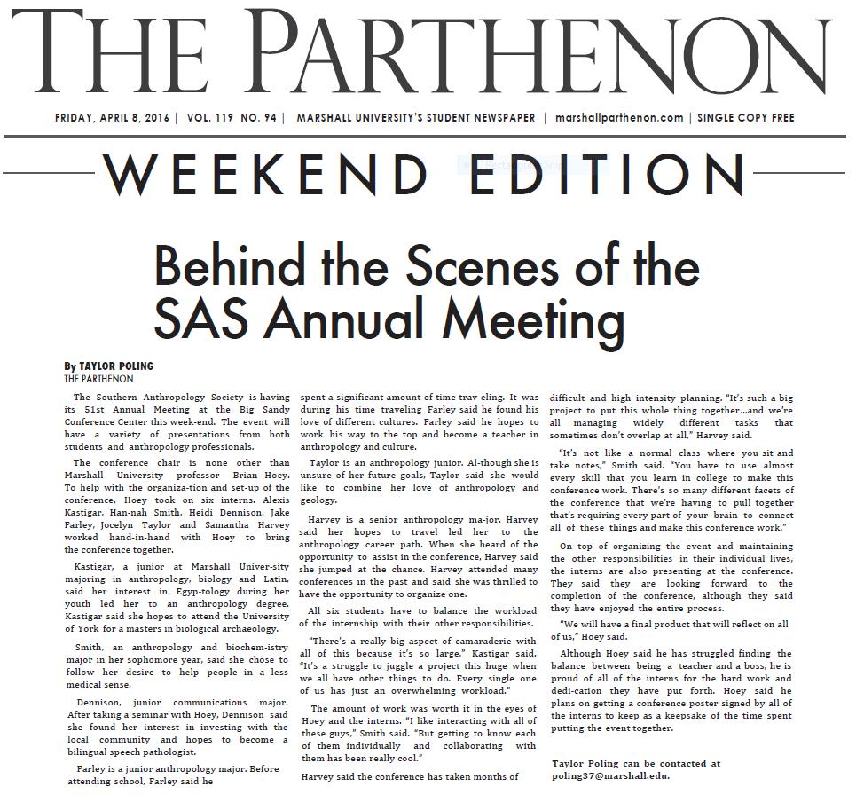 MU Parthenon_2nd Article_April 2016