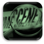 Icon: Crime Scene Investigation