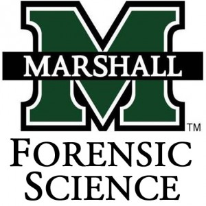 Marshall University Forensic Science Program Logo