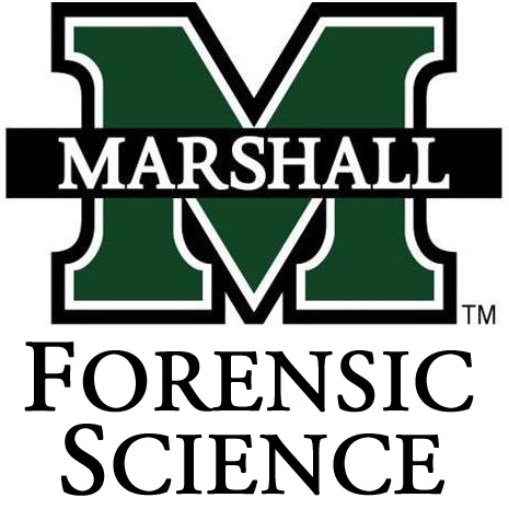 Marshall University Forensic Science Logo