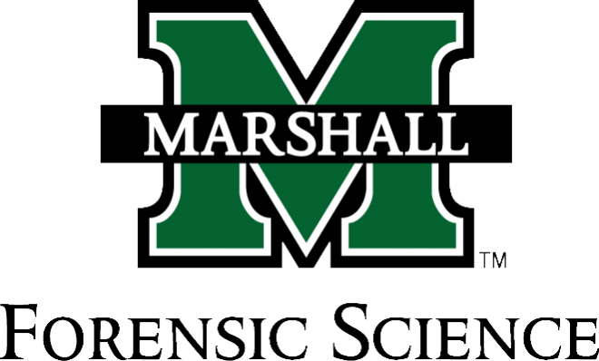 Marshall University Forensic Science logo transparent background