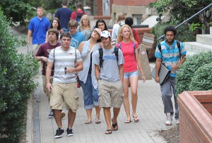 Campus Students