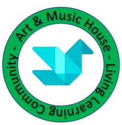 Art and Music House Badge
