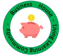 Business House Badge