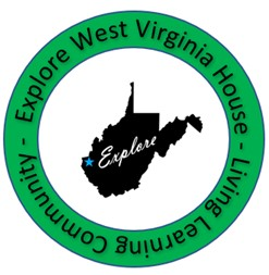 Explore WV House Badge