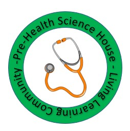 Pre-Health Science House Badge