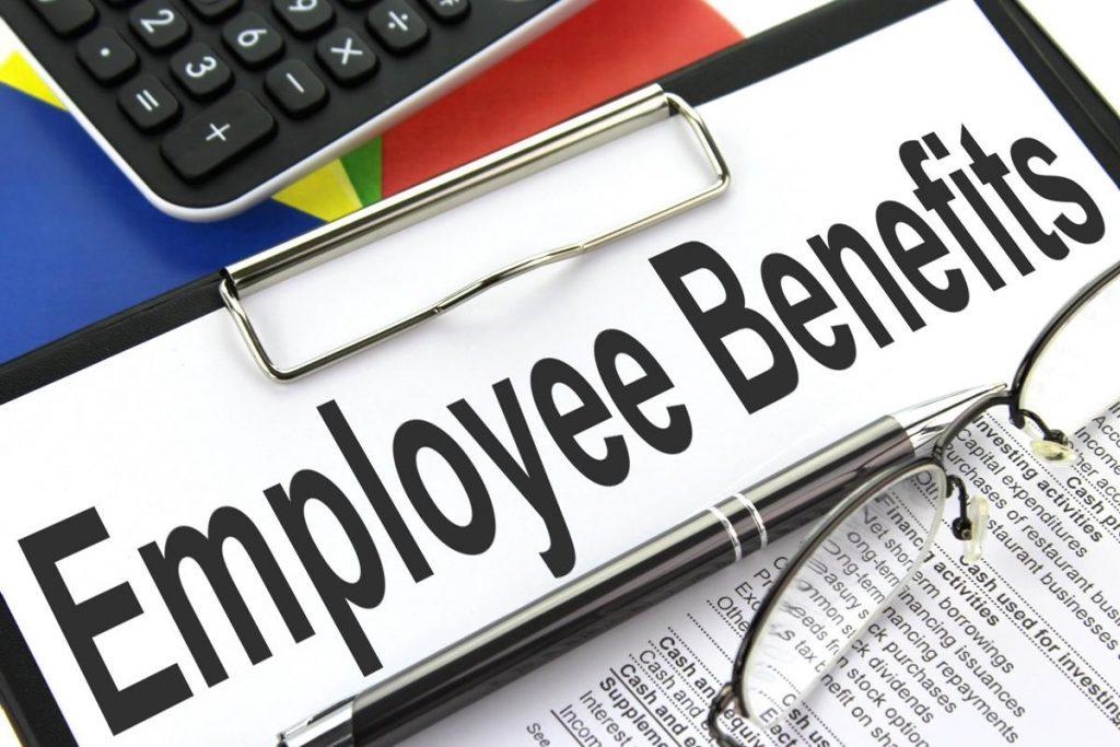 more great benefits - human resource services