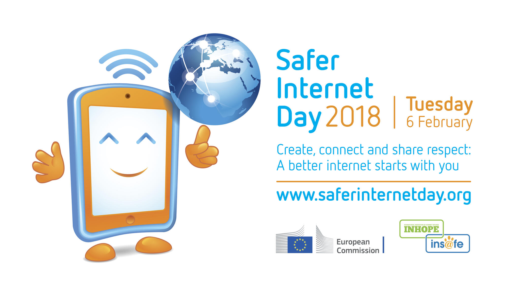 Safer Internet Day 2018 logo