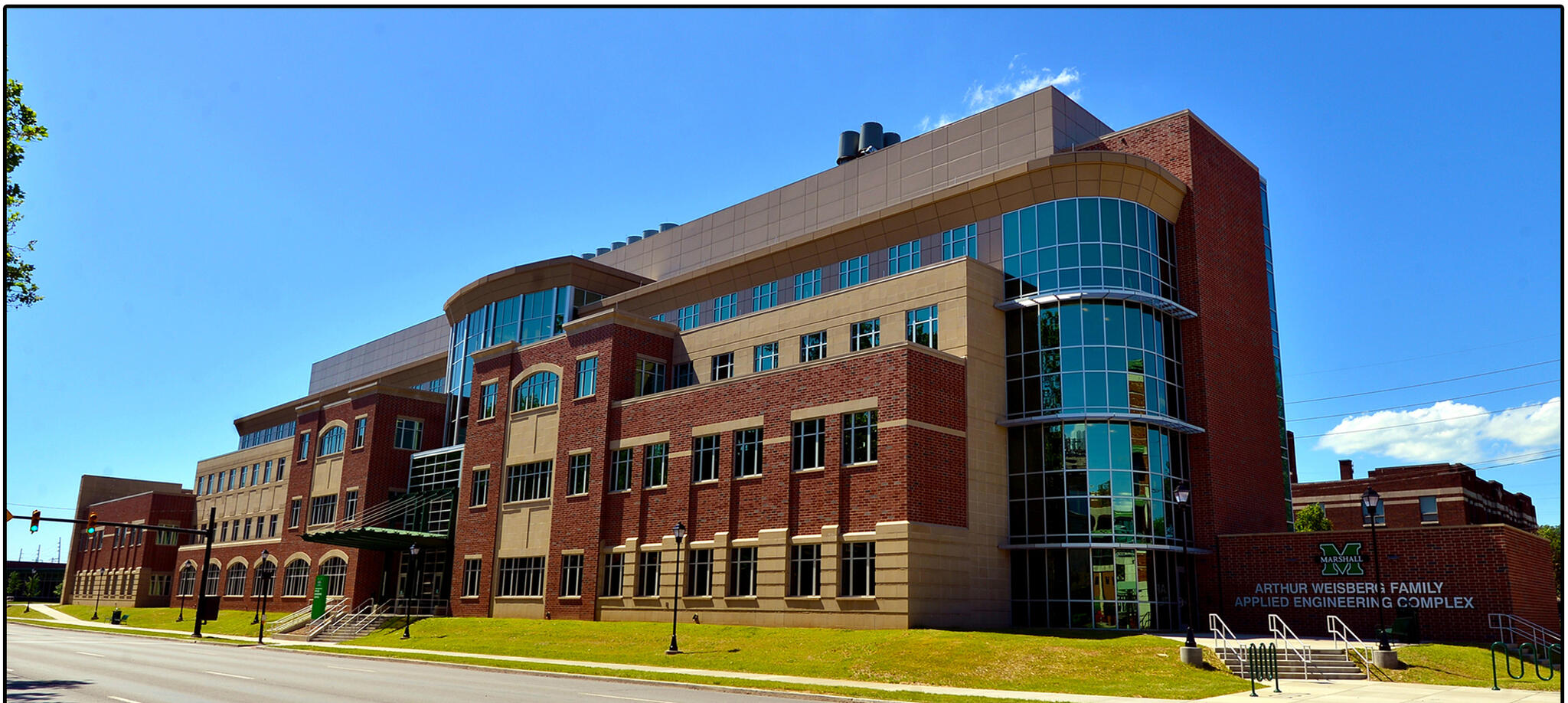 Leed Green Marshall University