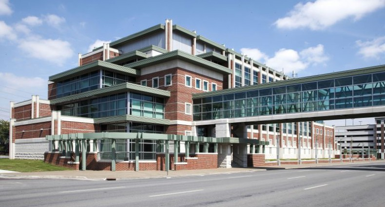 Byrd Biotechnology Science Center at Marshall University