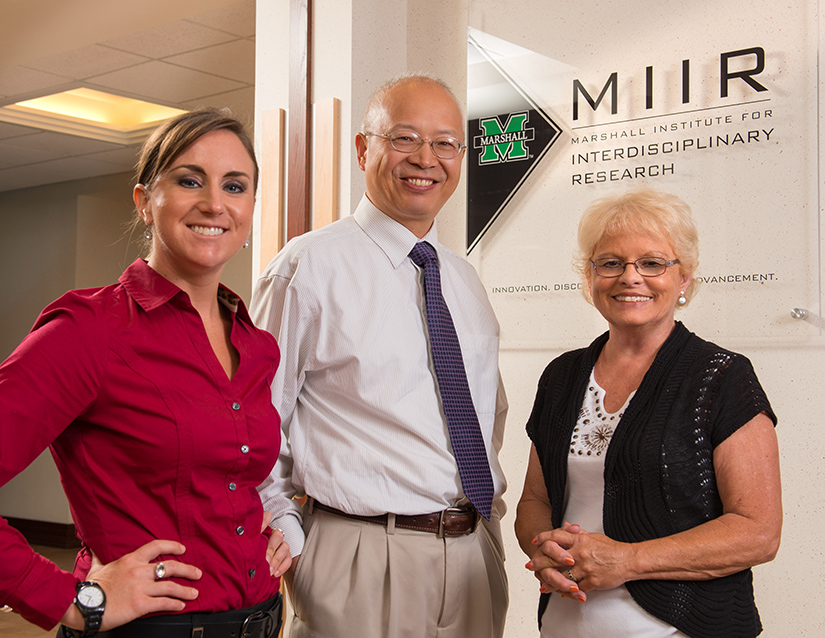 Photo of MIIR office staff