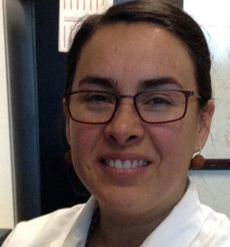 Photo of Dr. M. Isabel Larre