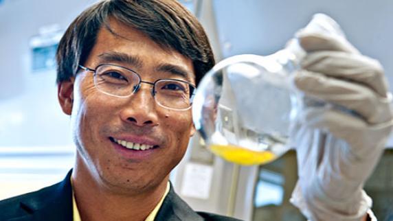 Photo of Dr. Shaomeng Wang