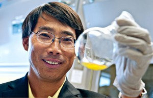 Photo of Dr. Shaomeng Wang