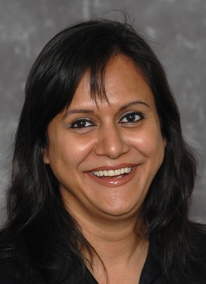 Photo of Dr. Piyali Dasgupta of Marshall University