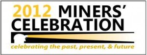 Miners' Celebration logo