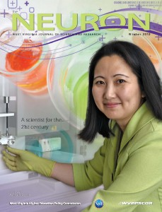 """Dr. Bing Wang is featured in """"Neuron"""""""