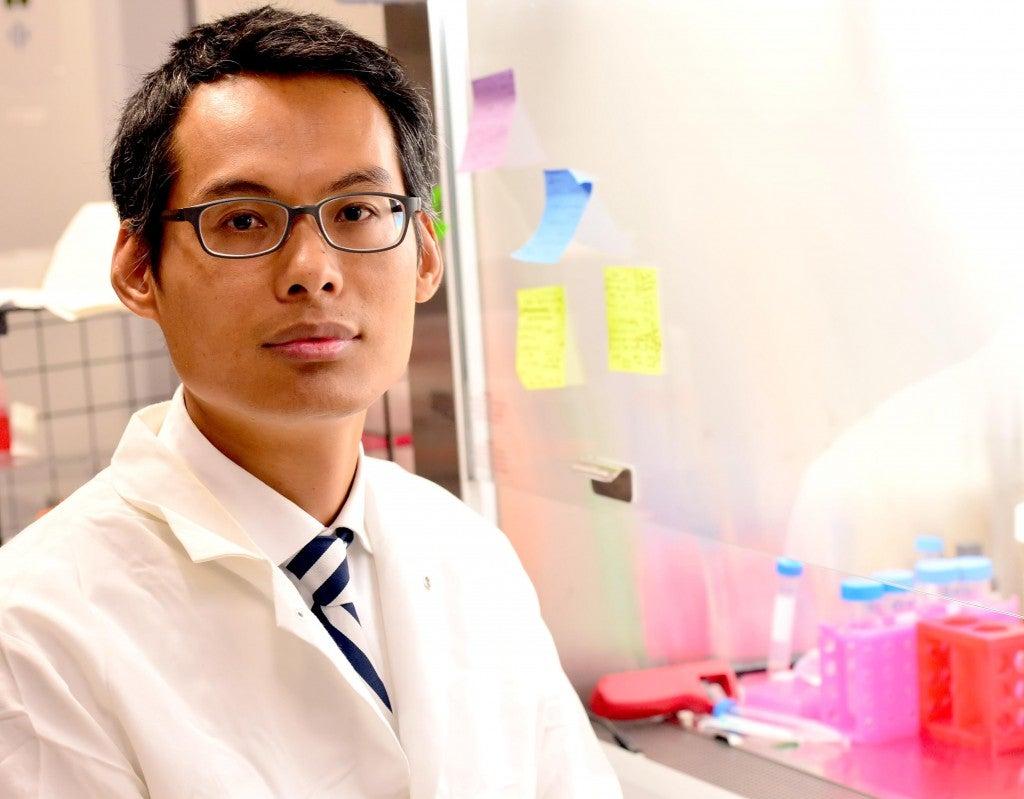 Photo of Dr. Jingwei Xie