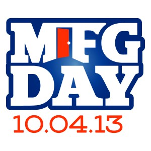 Manufacturing Day 2013 logo