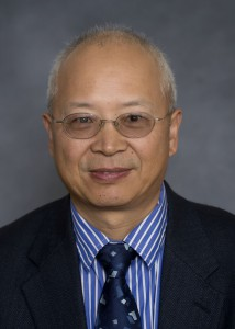 Photo of Dr. Zijian Xie