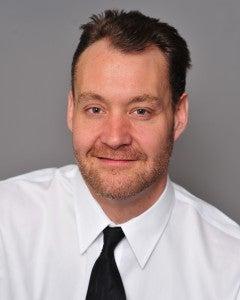 Photo of Dr. F. Robin O'Keefe
