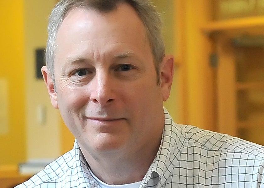 Dr. Chuck Somerville of Marshall University