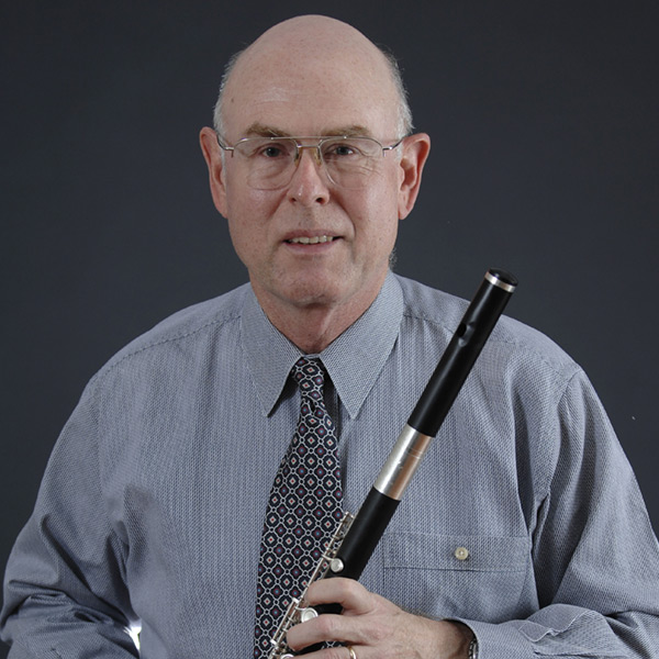 Director of the School of Music<br>Flute, Theory