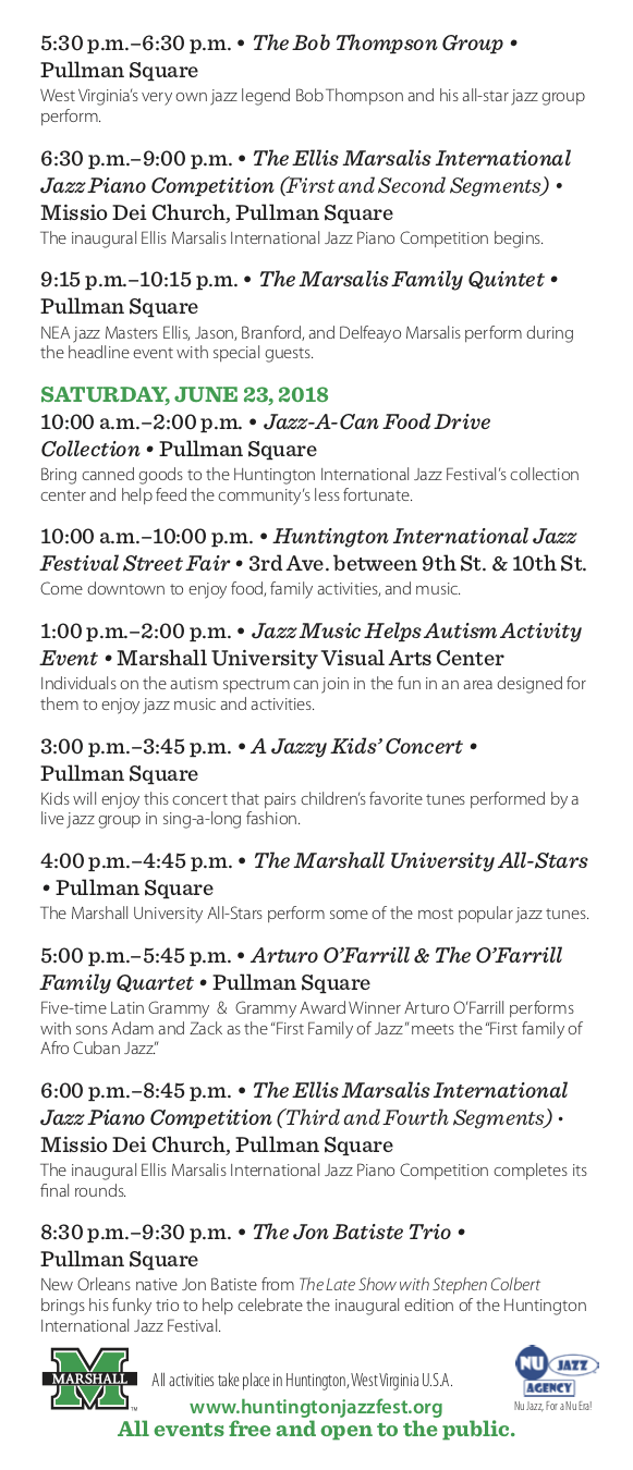 Jazz_ScheduleCard_Large_Pg2 - School of Music - School of Music