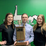 Athletic training students win first place in WVATA Quiz Bowl competition