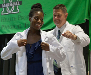White Coat Presentation - Physical Therapy