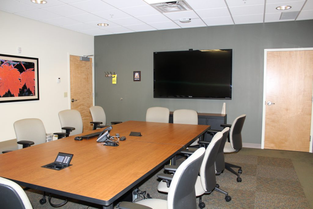 High Tech Conference Room