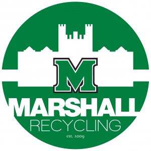 Marshall Recycling Logo