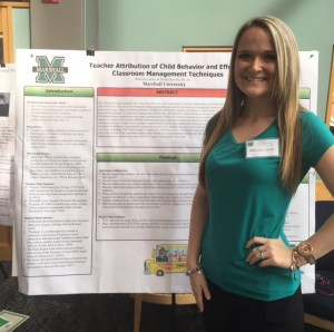 Mikayla Larzo at the 2016 COLA Conference