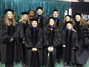 Graduates 2014 ceremony