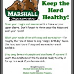Keep the Herd Healthy!