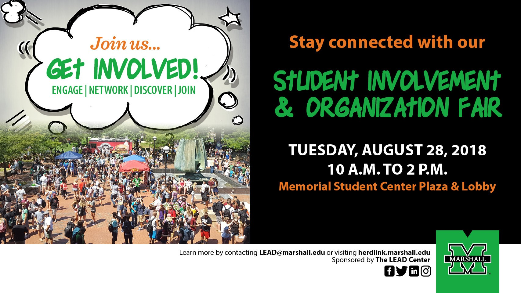 students should get involved in community activities