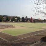 KGU Basketball Courts and Athletic Area
