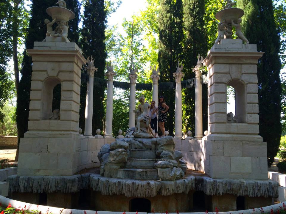 Prog 2015 Fountain in Aranjuez