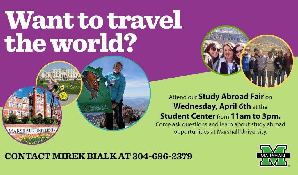 stuy abroad fair spring 16