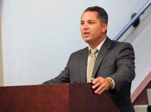 WVDEP Cabinet Secretary Randy Huffman